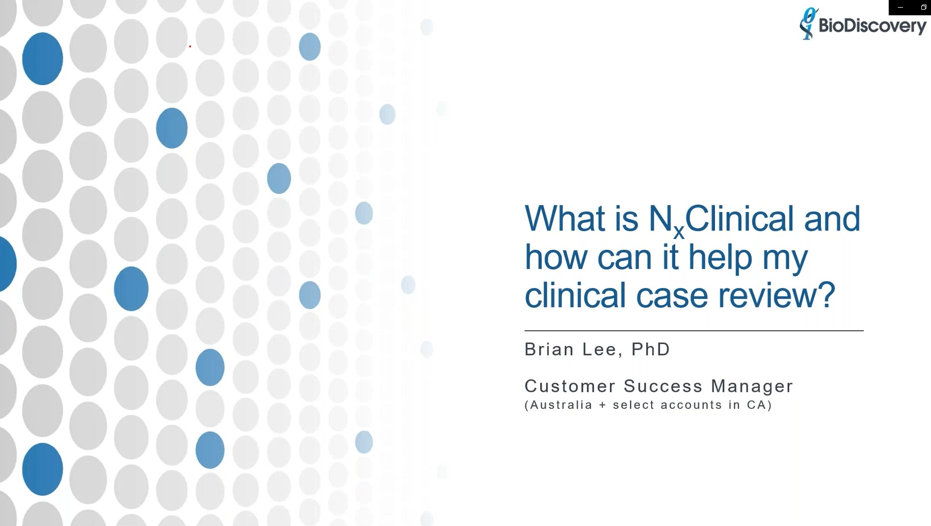 What is NxClinical cover photo_ppt